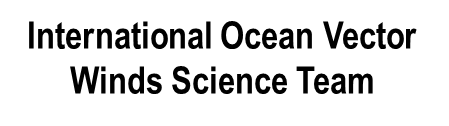 IOVWST - International Ocean Vector Winds Science Team