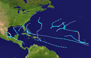 hurricane tracks