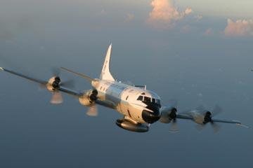 NOAA hurricane hunter aircraft